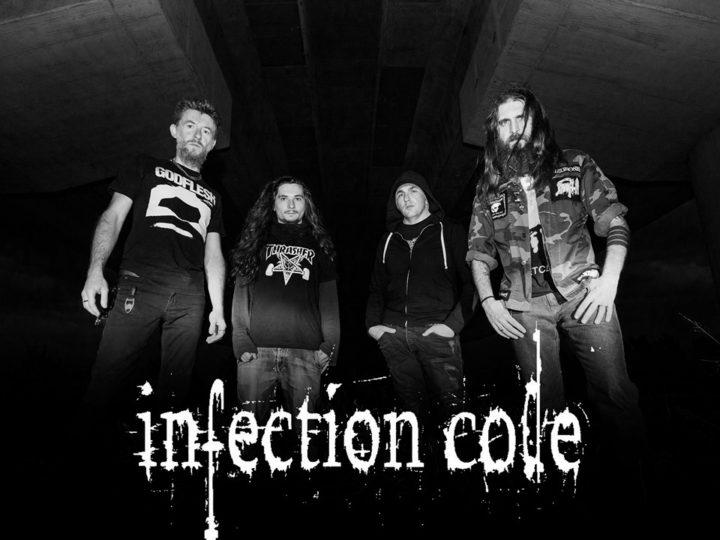 Infection Code, reso noto il nome del nuovo chitarrista