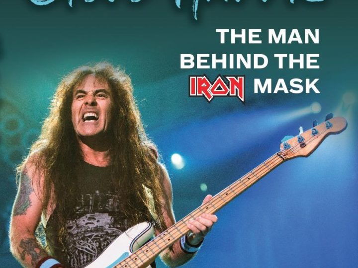 The Library (18) Steve Harris – The man behind the Iron Mask