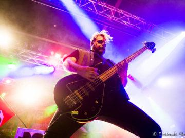 Trivium + While She Sleeps + Hell's Guardian @Live Club – Trezzo sull'Adda (MI), 10 giugno 2019