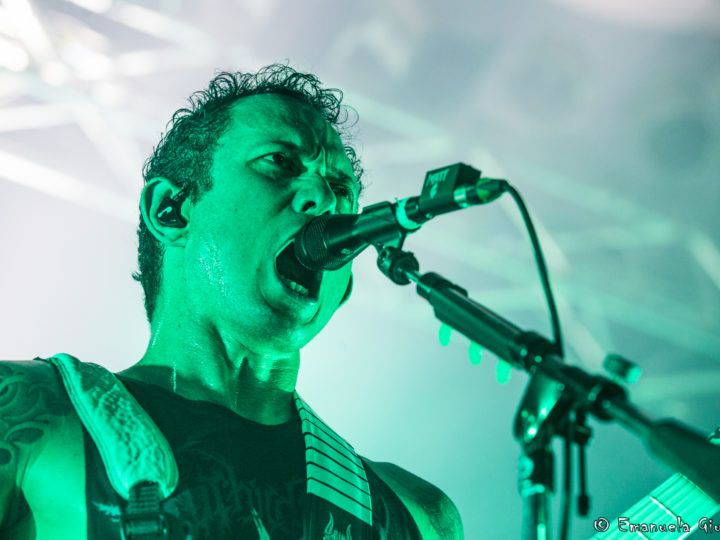 Trivium + While She Sleeps + Hell's Guardian @Live Club – Trezzo sull'Adda (MI), 10 giugno 2019