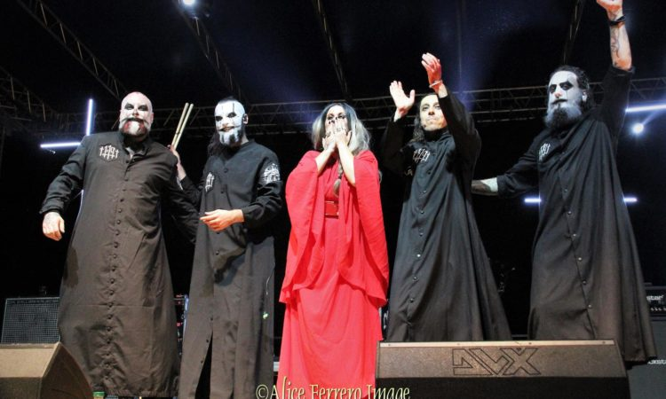Lacuna Coil, live video del singolo 'Save Me'