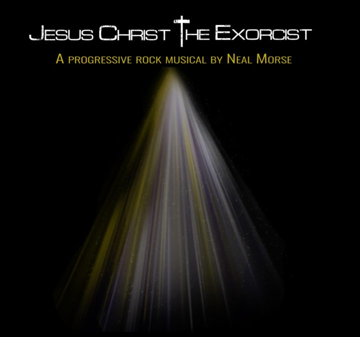 Neal Morse – Jesus Christ The Exorcist