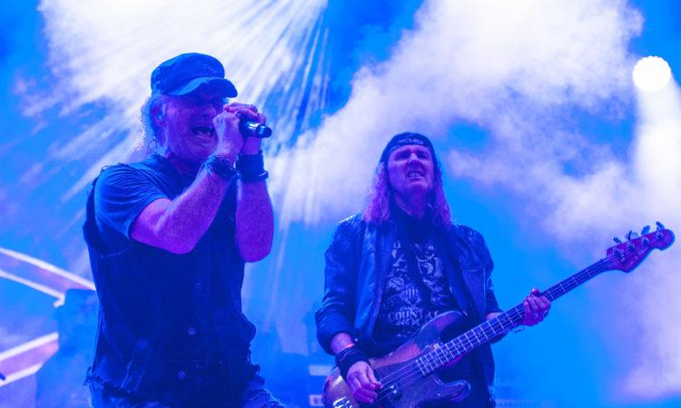 Krokus, nuovo live album 'Adios Amigos Live At Wacken'
