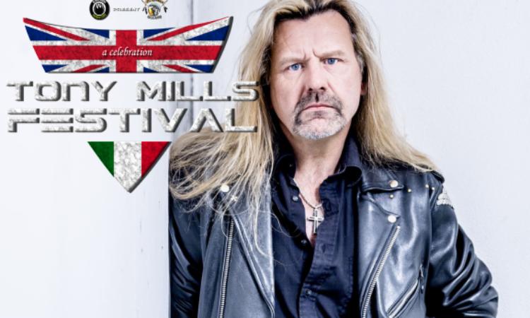 Prende forma il Tony Mills Festival