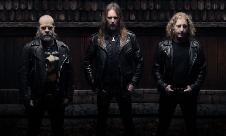 Grand Magus, official music video del brano 'Untamed'