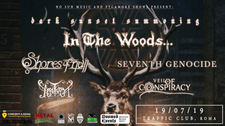 Dark Sunset Summoning w/ In The Woods + guests at Traffic