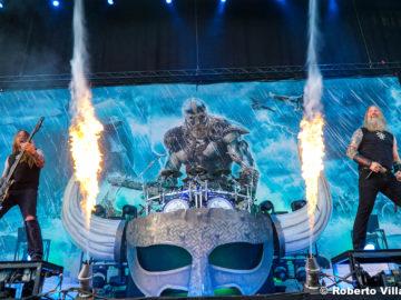 Slipknot + Amon Amarth + more @Bologna Sonic Park – Arena Joe Strummer, 27 giugno 2019