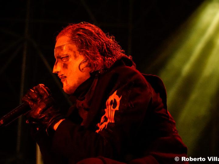 Slipknot, headliner al Wacken Open Air 2020