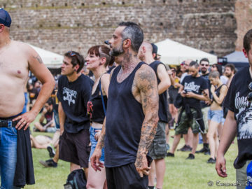 Slayer + more @Rock The Castle – Villafranca di Verona, 7 luglio 2019