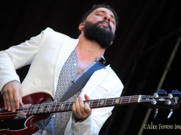 Liam Gallagher + Nic Cester – @Collisioni Festival AgriRock – Barolo (CN), 4 luglio 2019