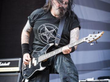 Slayer + more @Rock The Castle – Villafranca di Verona, 7 luglio 2019