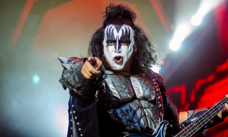 Kiss, il 12 luglio 2021 all'Arena di Verona