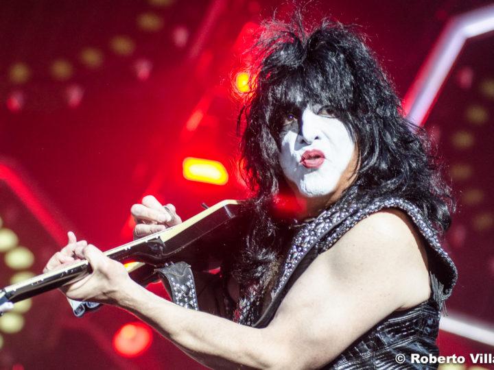 Kiss, i dettagli della data italiana dell'End Of The Road World Tour