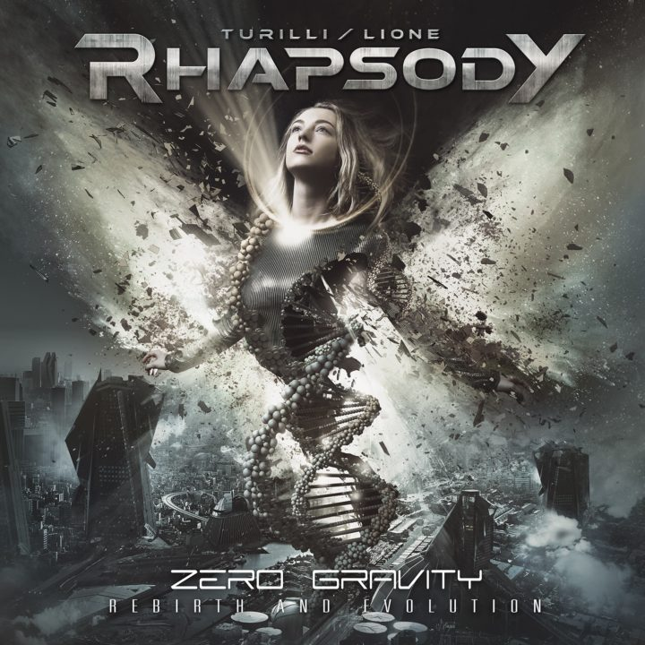Turilli / Lione Rhapsody – Zero Gravity (Rebirth And Evolution)