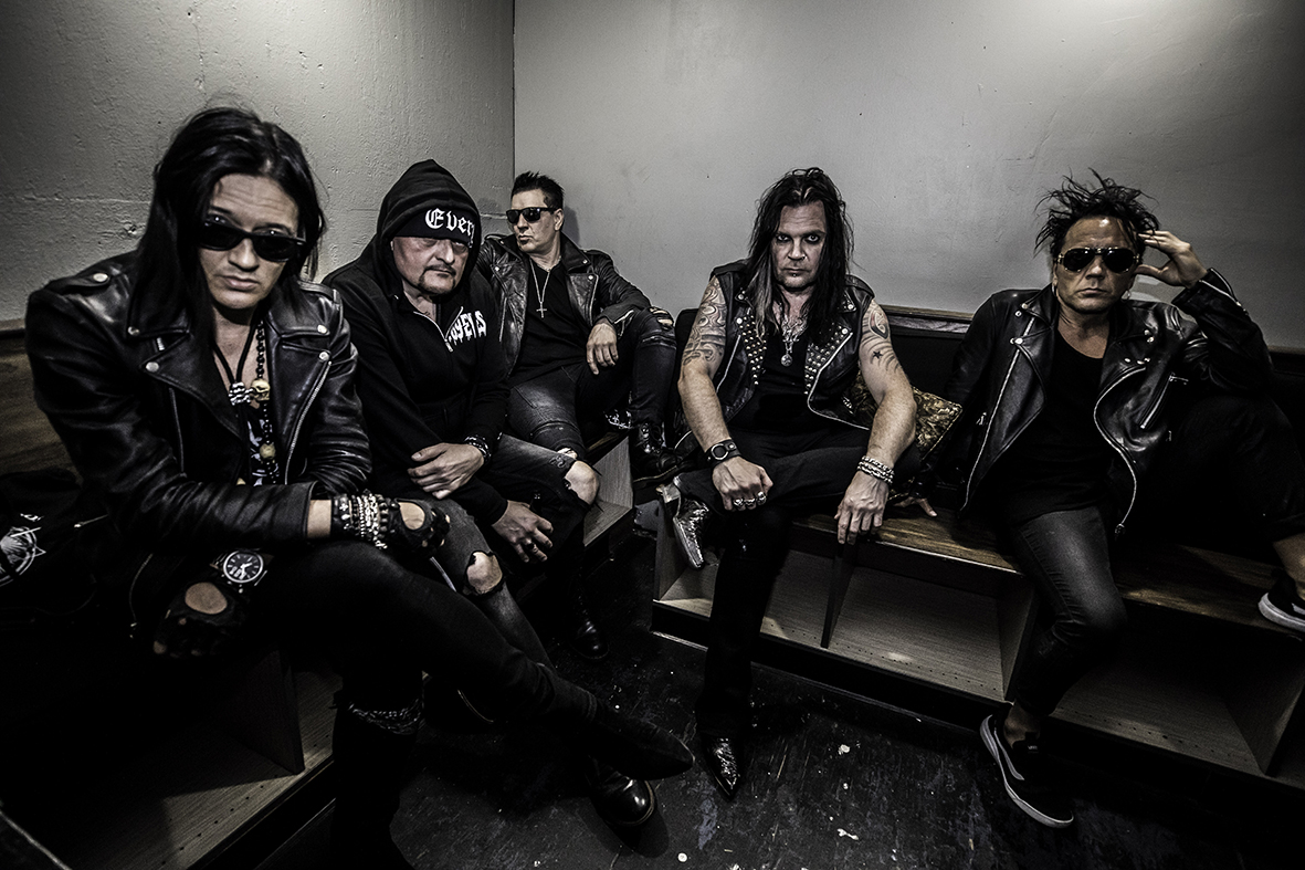 The 69 Eyes, Jyrki Ospite Del Programma Vegan Black Metal