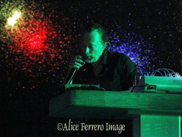 Thom Yorke @Collisioni Festival AgriRock – Barolo (CN), 16 luglio 2019