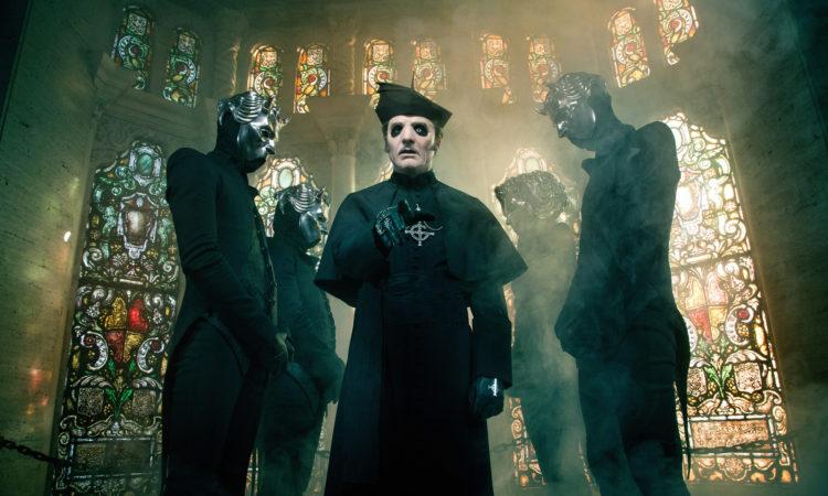 Ghost, lyric video di 'Faith'