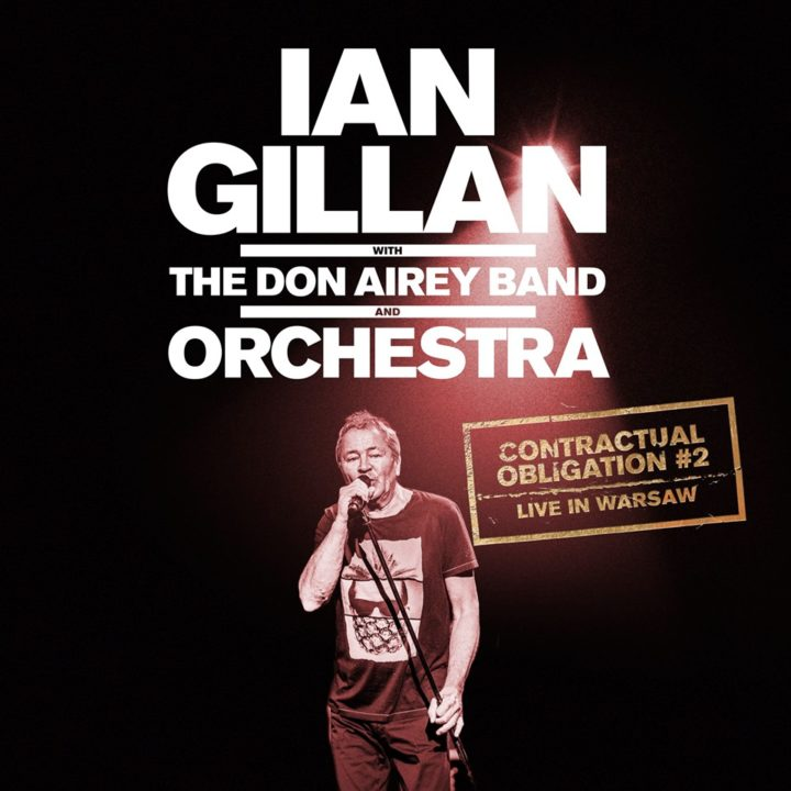 Ian Gillan – Contractual Obligation – Live in Warsaw