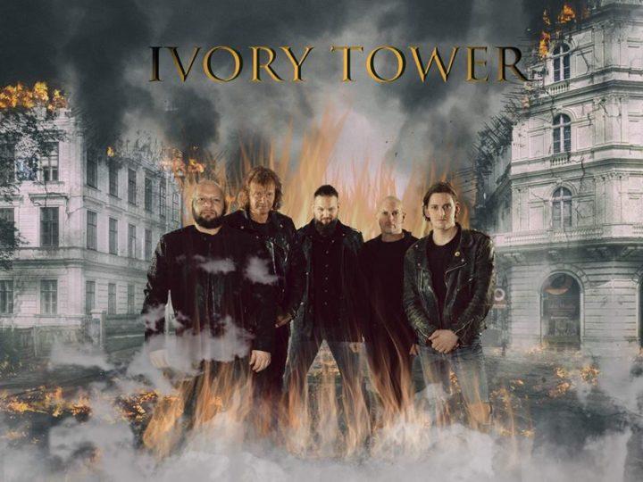 Ivory Tower, il nuovo album uscirà per Massacre Records