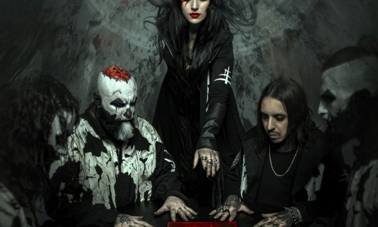 Lacuna Coil, il video di 'Reckless' dal nuovo album 'Black Anima'