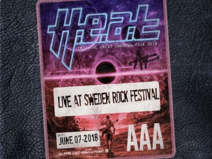 H.E.A.T – Live At Sweden Rock Festival