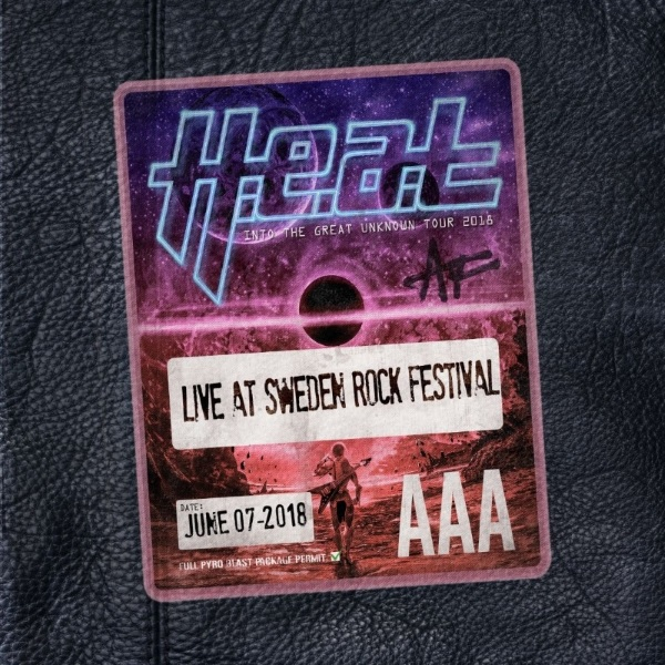 H.E.A.T – Live At Sweden Rock Festival