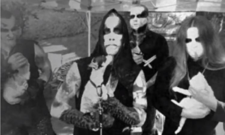 "Behemoth, Nergal: ""Difendiamo gli animali"" (video)"