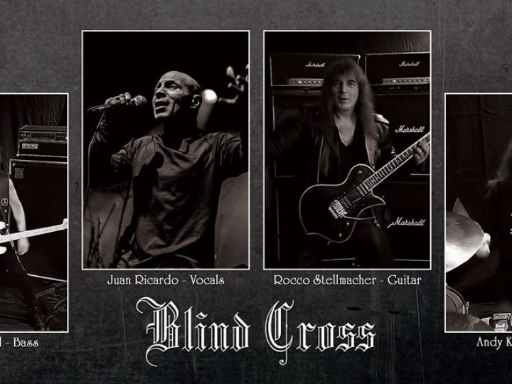 Blind Cross, il nuovo video 'The Hammer And The Nail'
