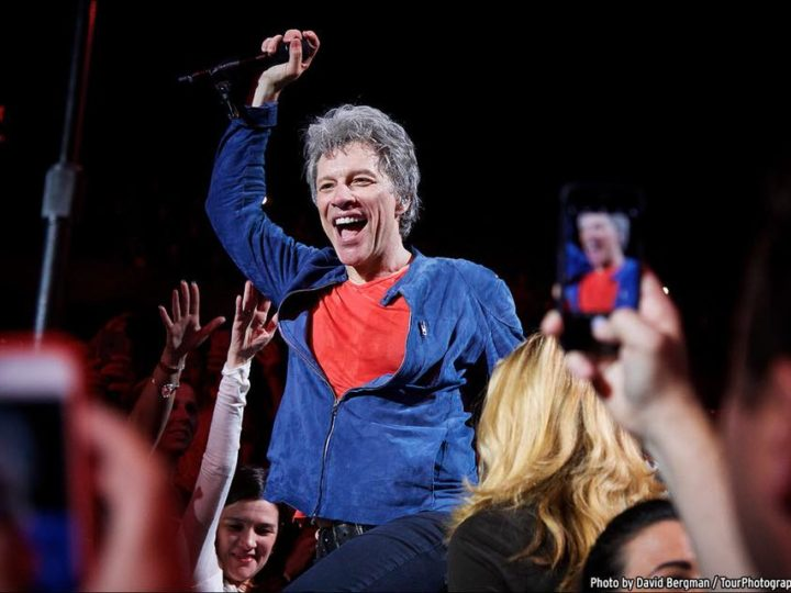 Bon Jovi, annunciato il tour con Bryan Adams special guest