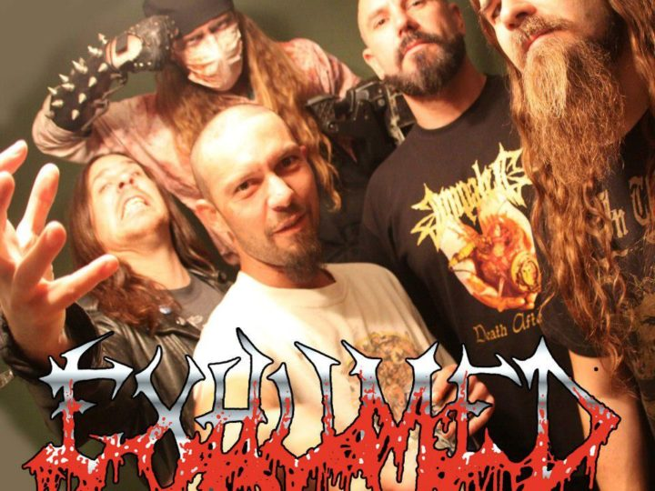 Exhumed, tour in autunno