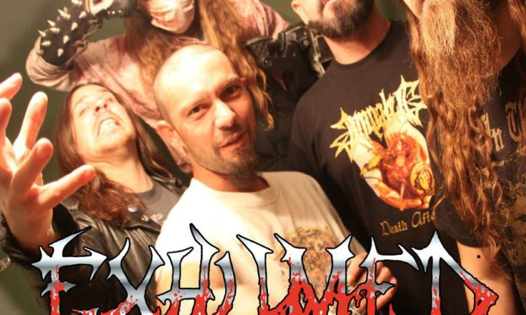 Exhumed, ad ottobre l'album 'Horror' e video in streaming di 'Ravenous Cadavers'