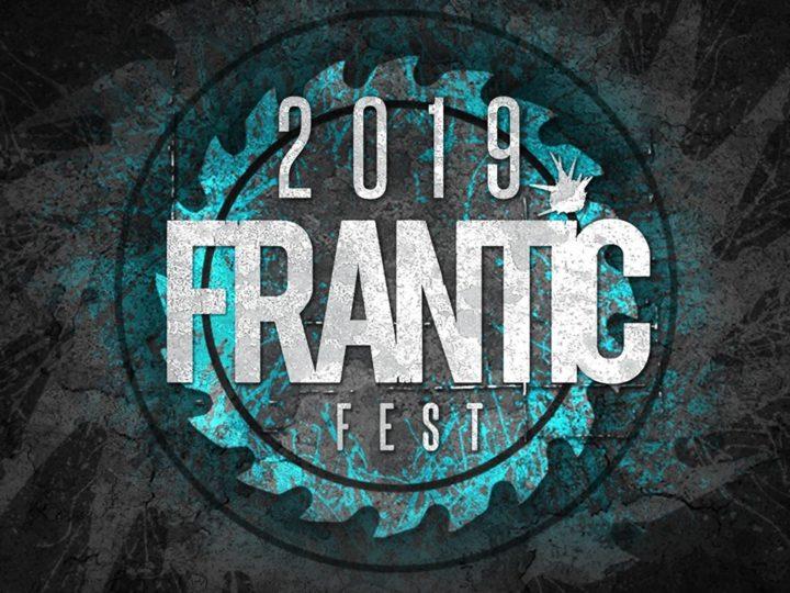 Frantic Fest 2019, ecco tutto quello che c'è da sapere