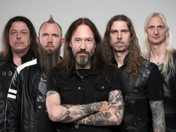 Hammerfall, video di 'Dominion'