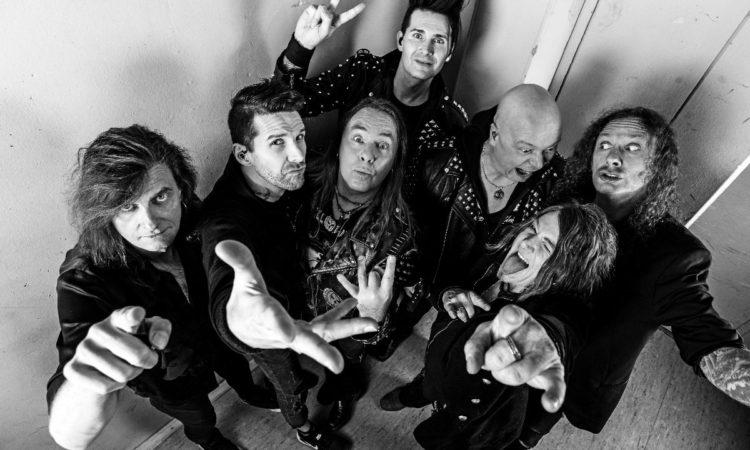 """Helloween, nuovo singolo 'Best Time' e svelata la lotteria """"Crack The Riddle"""""""