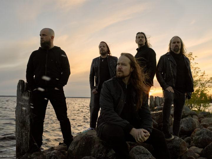 Insomnium, ilvideodel primo singolo'Valediction' da'Heart Like A Grave'