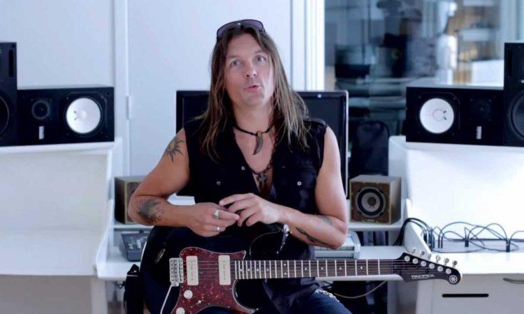 Soren Andersen, pubblica la seconda traccia 'Bird Feeder' con Glenn Hughes e Chad Smith
