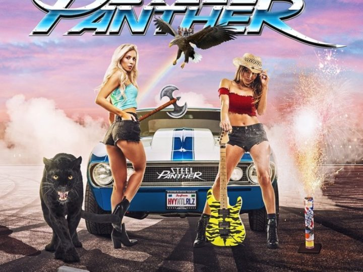 Steel Panther – Heavy Metal Rules