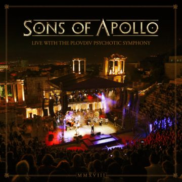 Sons Of Apollo – Live With The Plovdiv Psychotic Symphony