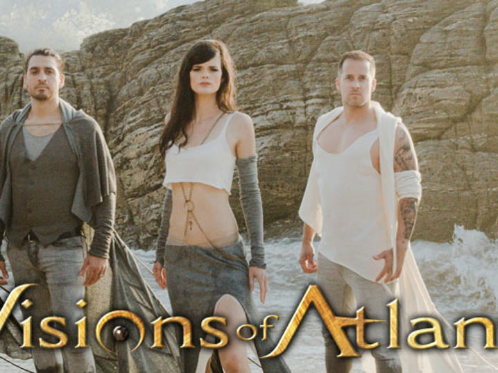 Visions of Atlantis, pubblicano il nuovo singolo 'Nothing Lasts Forever'