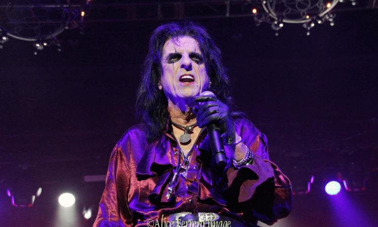 """Alice Cooper, """" Il mio nuovo album è quasi finito"""""""