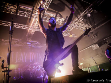 As I Lay Dying + Chelsea Grin + Unearth + Fit For A King @Magazzini Generali – Milano, 9 ottobre 2019