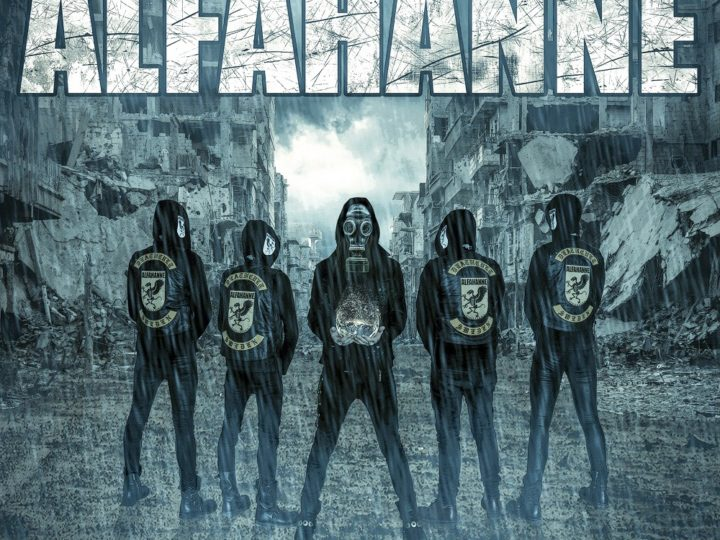 Alfahanne – Atomvinter