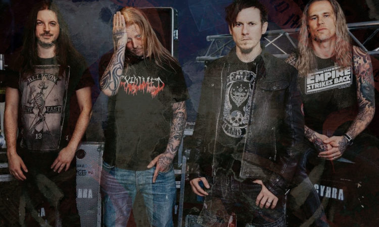 Cyhra, il guitar playthrough di 'Dreams Gone Wrong'