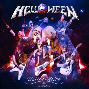 Helloween – United Alive In Madrid
