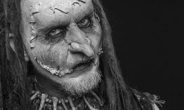 Mortiis, il teaser dell'album 'Spirit Of Rebellion'