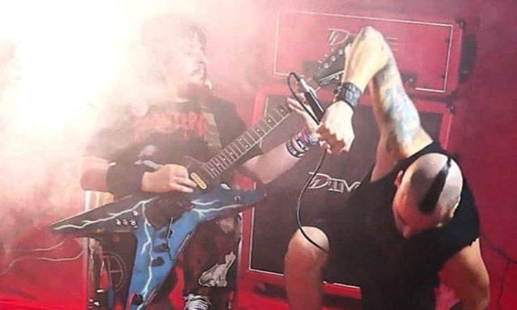 Pantera, il tributo del chitarrista Marco Laudato a Dimebag Darrel e Vinnie Paul