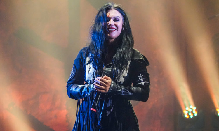 Lacuna Coil, i dettagli 'Black Anima: Live From The Apocalypse'