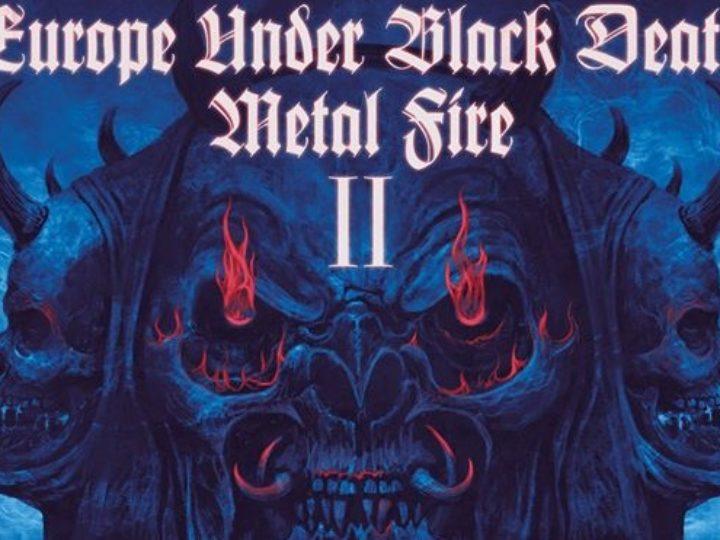 Belphegor, Suffocation e Hate per lo 'Europe Under Black Death Metal Fire II'