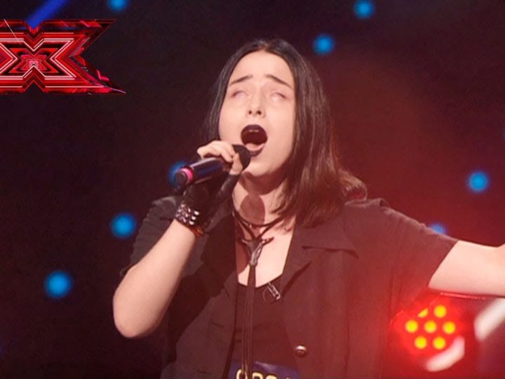 Powerwolf, una concorrente quindicenne canta 'We Drink Your Blood' a X-Factor Russia