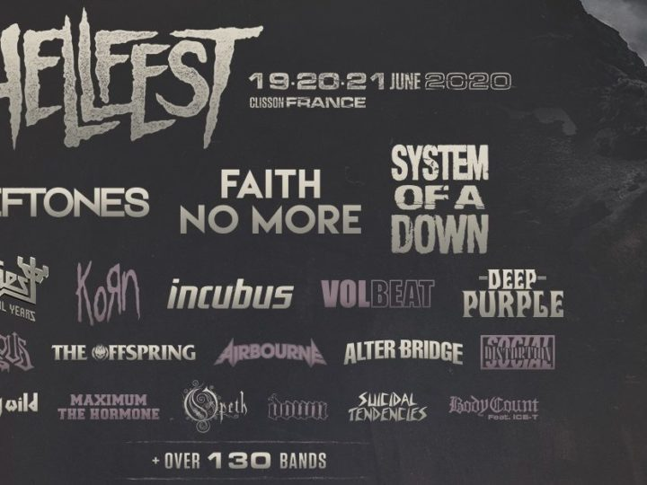 Hellfest, il bill completo dell'edizione 2020